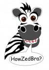 HowZedBra Logo